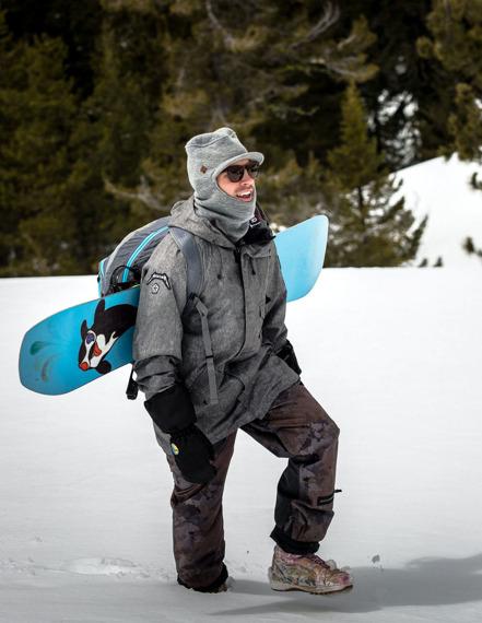 kurtka snowboardowa METALLICA - SESSIONS, techniczna