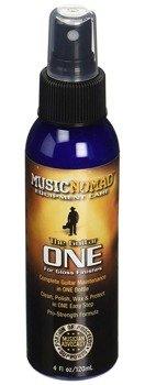 3W1: środek do czyszczenia gitary MUSIC NOMAD THE GUITAR ONE MN103