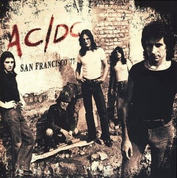 AC/DC: SAN FRANCISCO 1977 (2LP VINYL)