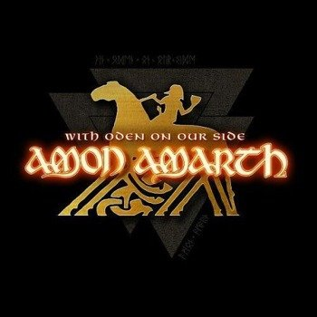 AMON AMARTH: WITH ODEN ON OUR SIDE (CD)
