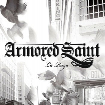 ARMORED SAINT: LA RAZA (LP VINYL)