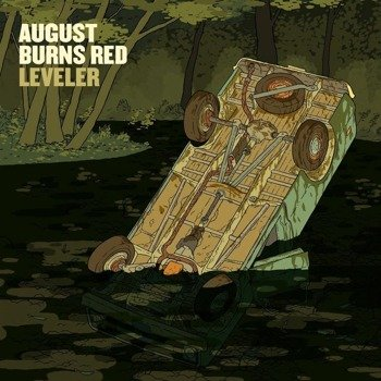AUGUST BURNS RED: LEVELER (CD)