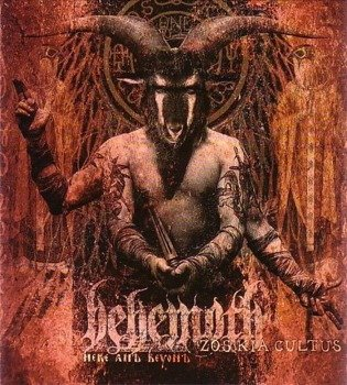 BEHEMOTH: ZOS KIA CULTUS  - HERE AND BEYOND (LP VINYL)
