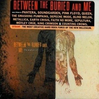 BETWEEN THE BURIED AND ME: THE ANATOMY OF (CD)
