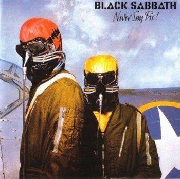 BLACK SABBATH: NEVER SAY DIE (CD) REMASTER