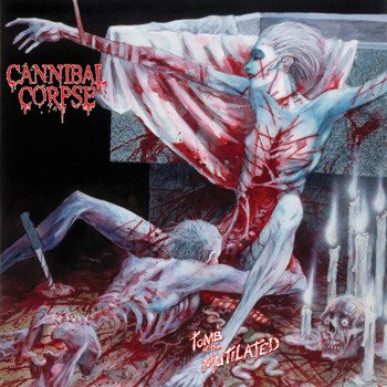 CANNIBAL CORPSE: TOMB OF THE MUTILATED (LP VINYL)