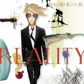 DAVID BOWIE: REALITY (CD)