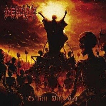 DEICIDE: TO HELL WITH GOD (CD) DELUXE LIMITED