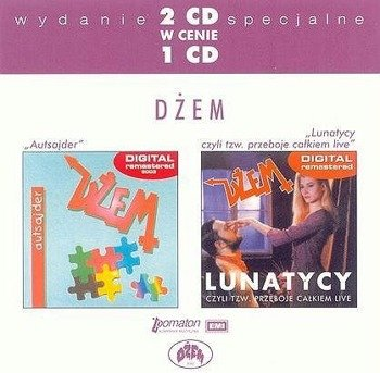 DZEM: AUTSAJDER/LUNATYCY CZYLI TZW. PRZEBOJE C (CD)