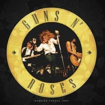 GUNS N' ROSES: PERKINS PALACE 1987 (LP VINYL)
