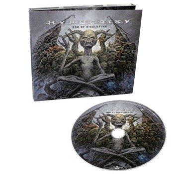 HYPOCRISY: END OF DISCLOSURE (CD) DIGIPACK