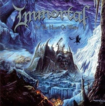 IMMORTAL: AT THE HEART OF WINTER (CD)