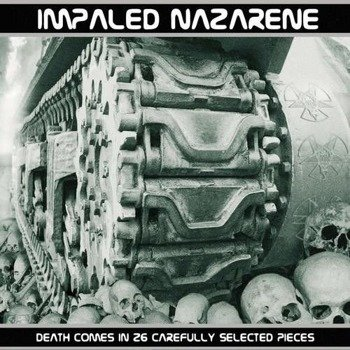 IMPALED NAZARENE: DEATH COMES IN 26 CAREFULLY SELECTED PIECES (CD)
