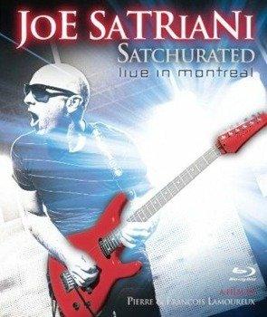 JOE SATRIANI : SATCHURATED LIVE IN MONTREAL (BLU-RAY)