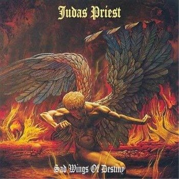 JUDAS PRIEST: SAD WINGS OF DESTINY (LP VINYL)