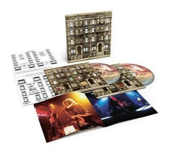 LED ZEPPELIN: PHYSICAL GRAFFITI (2CD) REMASTER