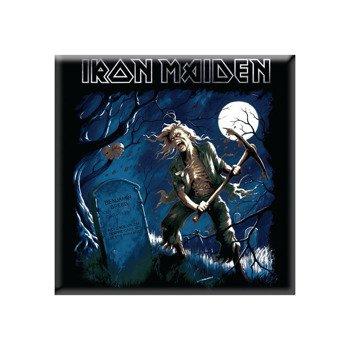 Magnes na lodówkę IRON MAIDEN - BENJAMIN BREEG