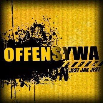 OFFENSYWA: JEST JAK JEST (CD)