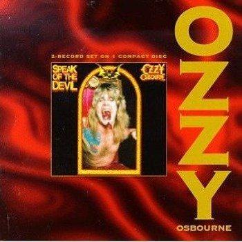 OZZY OSBOURNE : SPEAK OF THE DEVIL (REMASTERED) (CD)