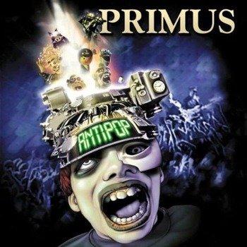 PRIMUS: ANTIPOP (CD)