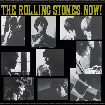ROLLING STONES: NOW! (CD) REMASTER