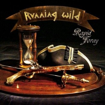 RUNNING WILD : RAPID FORAY (CD)