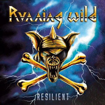 RUNNING WILD: RESILIENT (CD)