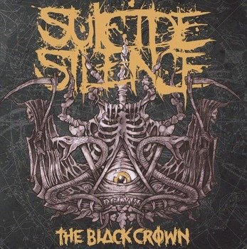 SUICIDAL SILENCE: THE BLACK CROWN (CD)
