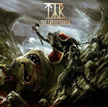 TYR: THE LAY OF THRYM (CD)