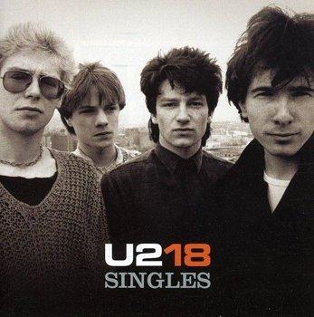 U2: 18 SINGLES (CD)