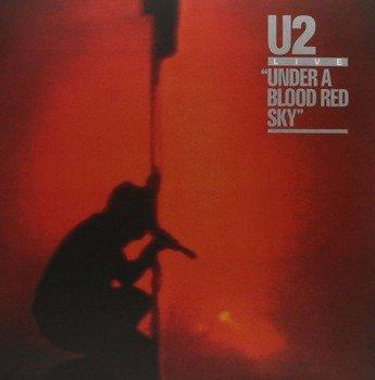 U2: UNDER A BLOOD RED SKY (CD)