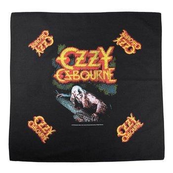 bandana OZZY OSBOURNE - BARK AT THE MOON