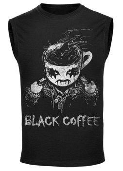 bezrękawnik BLACK COFFEE