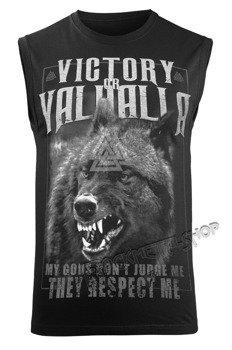 bezrękawnik VICTORY OR VALHALLA - MY GODS...