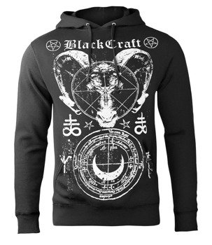 bluza BLACK CRAFT - LEVIATHAN, kangurka z kapturem