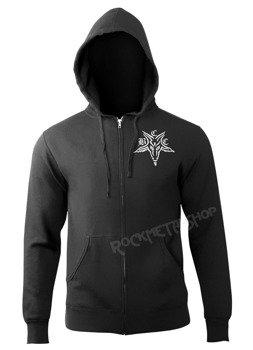 bluza BLACK CRAFT - STAY LIT rozpinana, z kapturem