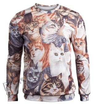 bluza MR.GUGU - CATS