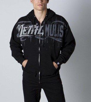 bluza rozpinana z kapturem METAL MULISHA - RE-CHARGE black