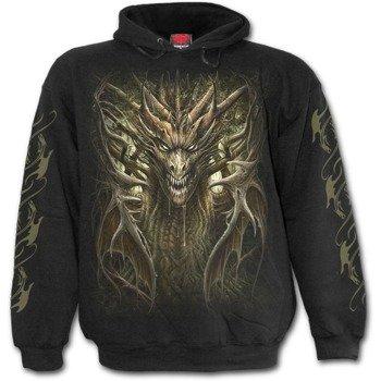 bluza z kapturem DRAGON FOREST