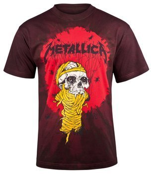 bluza z kapturem METALLICA - WINGED SCARY