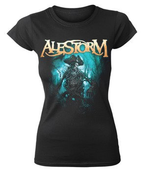 bluzka damska ALESTORM - NO GRAVE BUT THE SEA