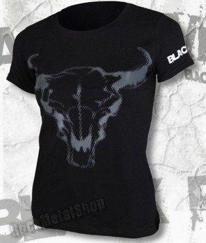 bluzka damska BLACK RIVER - BLACK'N'ROLL