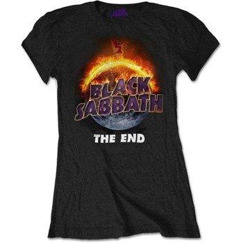 bluzka damska BLACK SABBATH - THE END