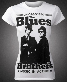 bluzka damska BLUES BROTHERS - CHICAGO 1980