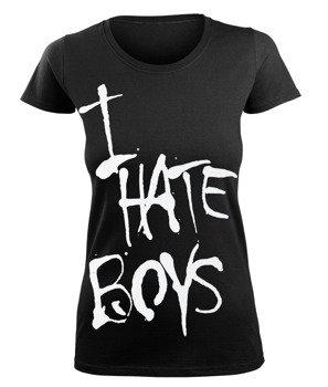 bluzka damska I HATE BOYS