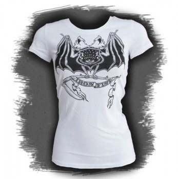 bluzka damska IRON FIST - NEW ORDER (WHITE)