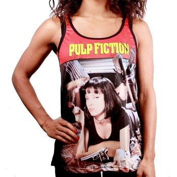 bluzka damska PULP FICTION - MIA, na ramiączka