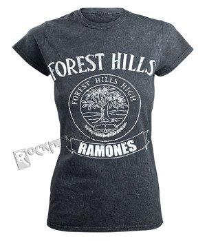 bluzka damska RAMONES -  FOREST HILLS VINTAGE