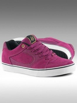 buty ES - SQUARE ONE  (PURPLE/WHITE) '11