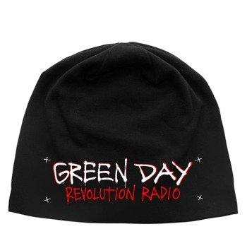 czapka GREEN DAY - REVOLUTION RADIO, zimowa